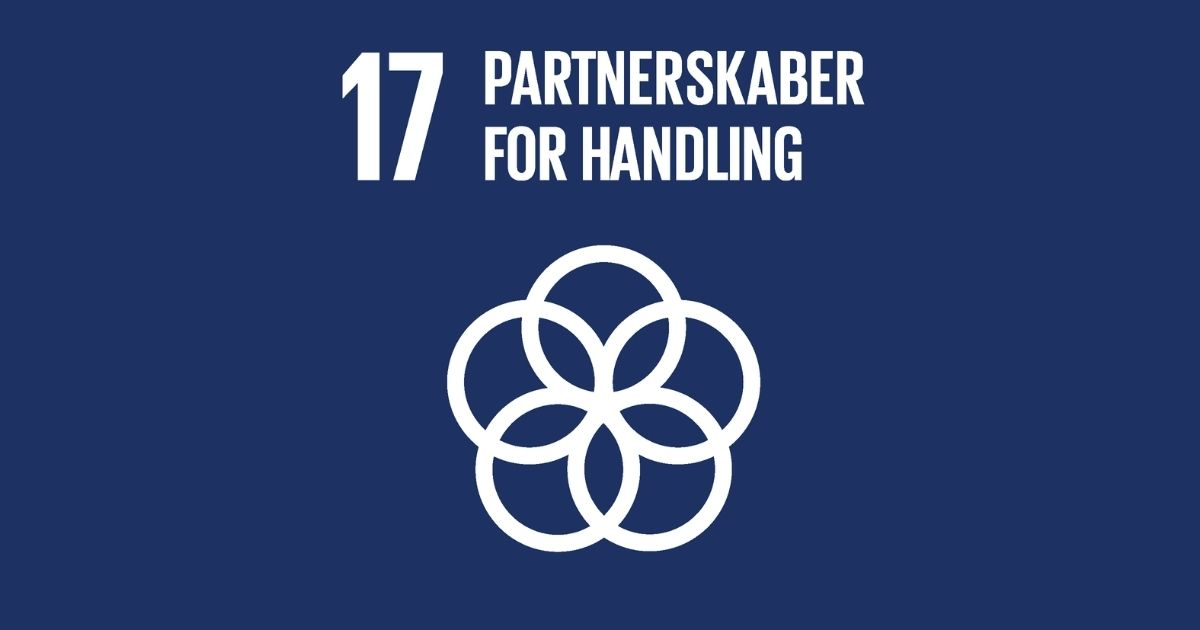 Mål 17: Partnerskaber for handling | Verdensmålene - for bæredygtig udvikling