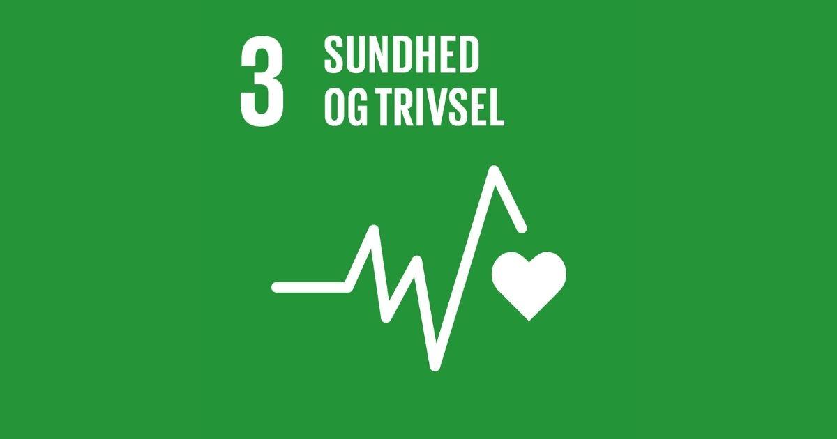 Mål 3: Sundhed og trivsel | Verdensmålene - for bæredygtig udvikling