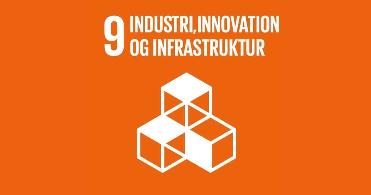 Mål 9: Industri, innovation og infrastruktur | Verdensmålene - for bæredygtig udvikling